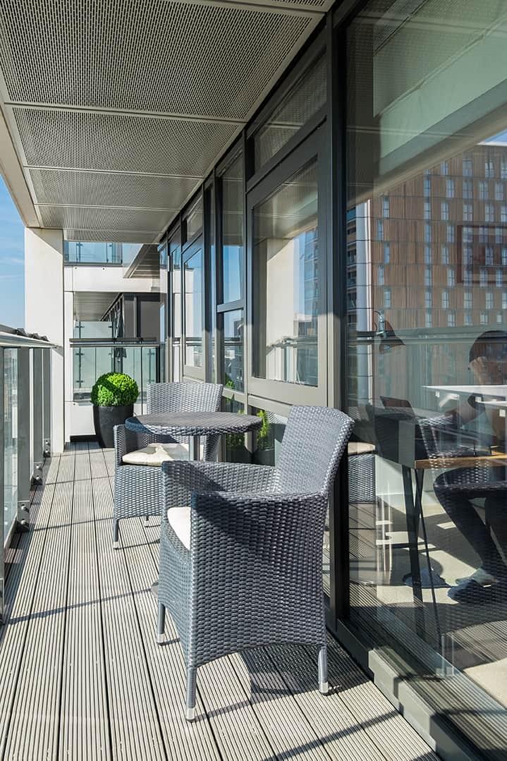 Project 8 - Balcony 2