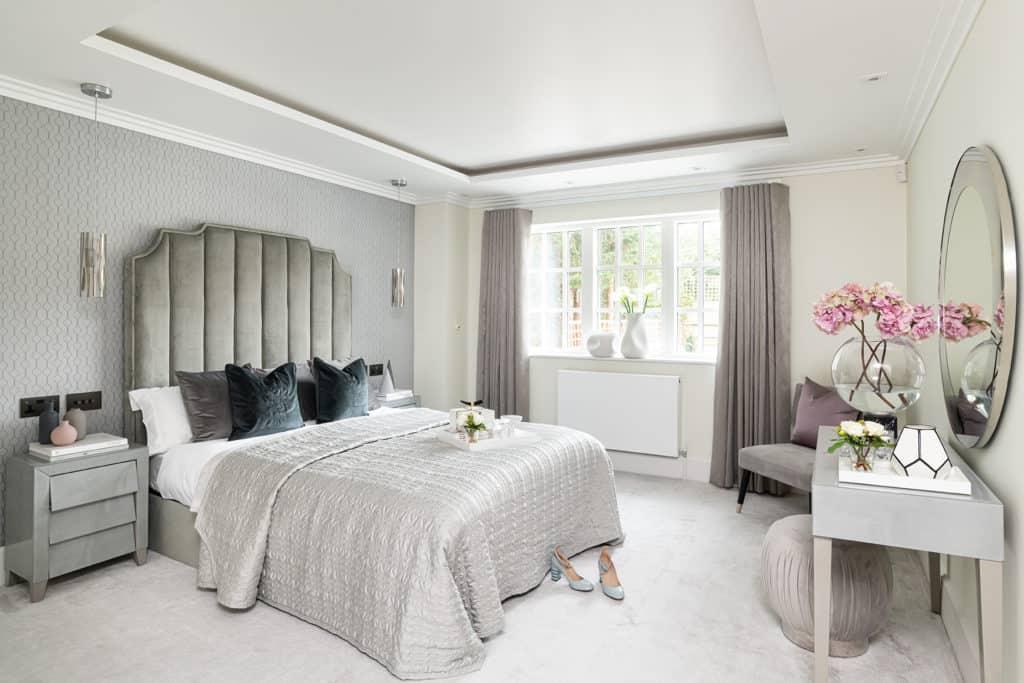Guest Bedroom - Wimbledon
