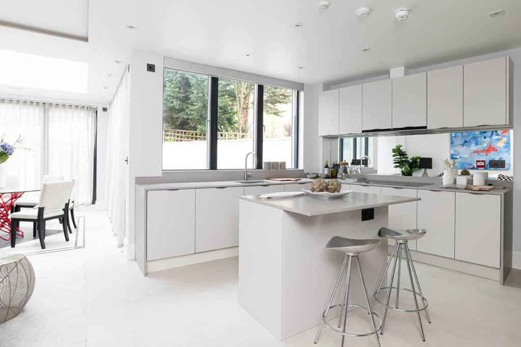 Interior Design - Wimbledon Show Home